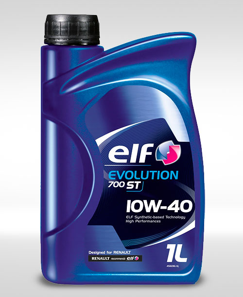 Моторное масло ELF Evolution 700 STI 10W40