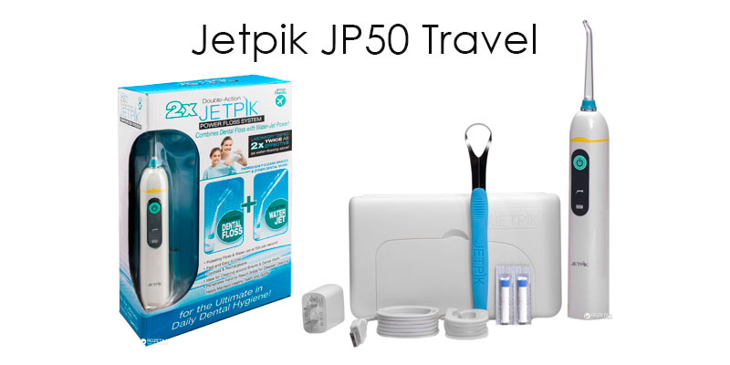 Ирригатор Jetpik JP50 Travel