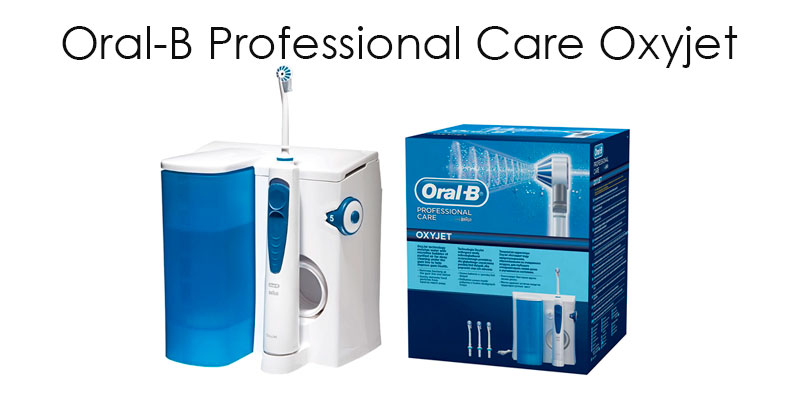 Ирригатор Oral B Professional Care Oxyjet