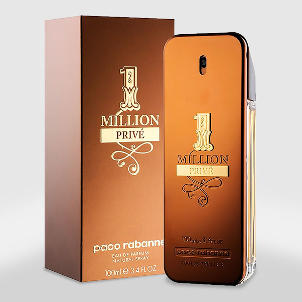 Мужской парфюм 1 Million Prive Paco Rabanne for Men
